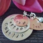 Personalized Necklace-Mothers Neckl..
